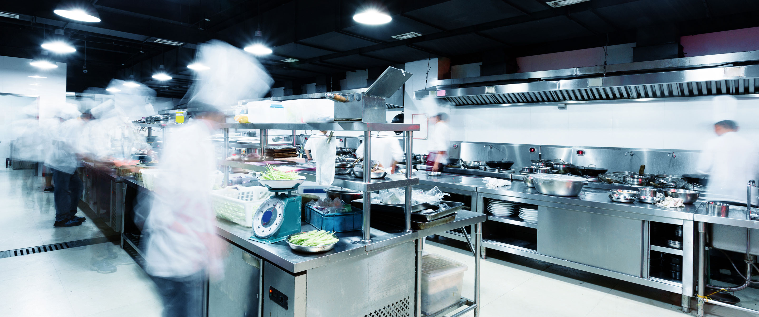 Commercial Kitchen Catering Services